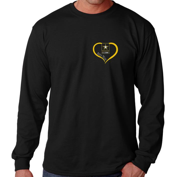Official Love US Army mom shirt