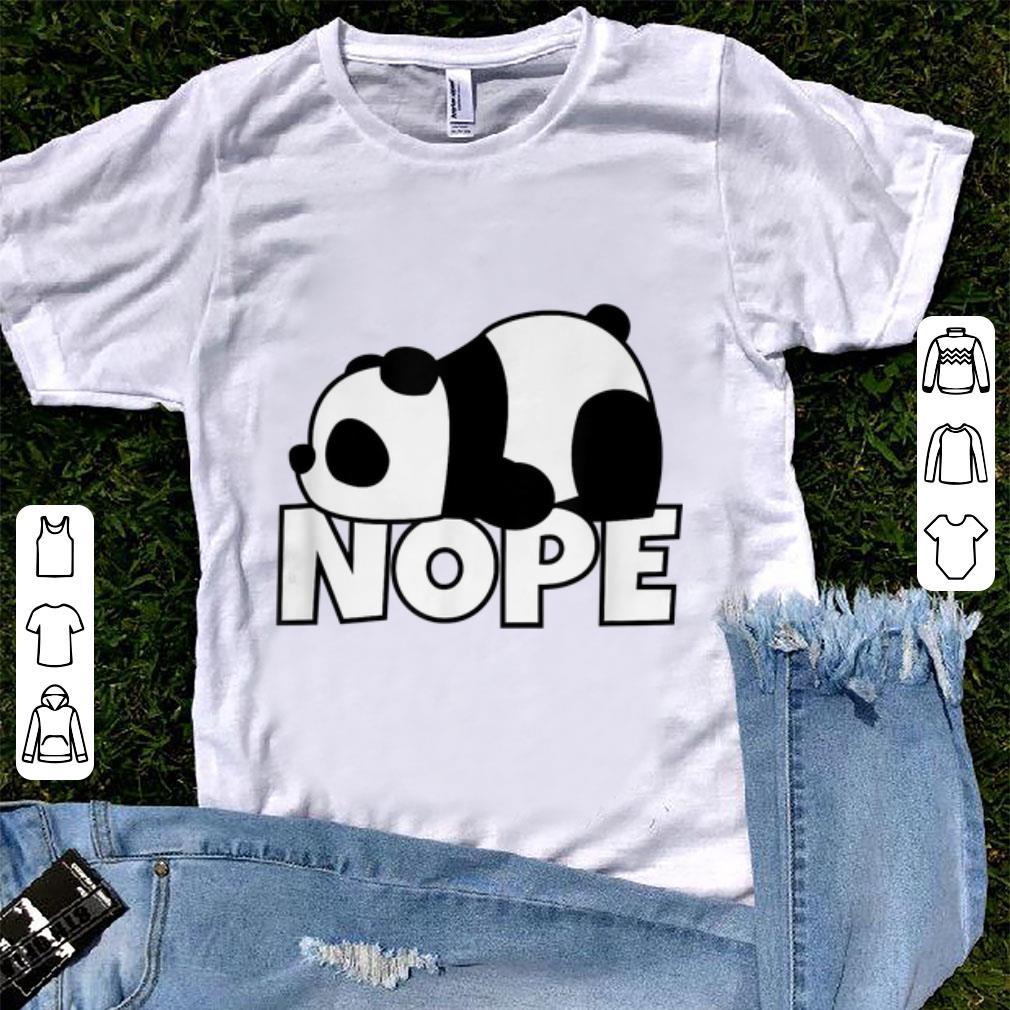 Official Nope Lazy Panda Cute Comic Bear Shirt 1 1.jpg