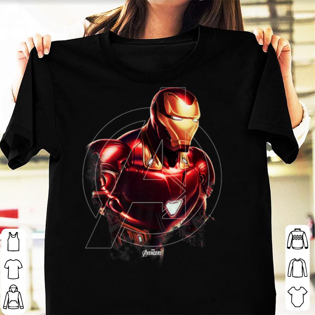 Premium Marvel Avengers Endgame Iron Man Portrait Graphic Shirt 1 1.jpg