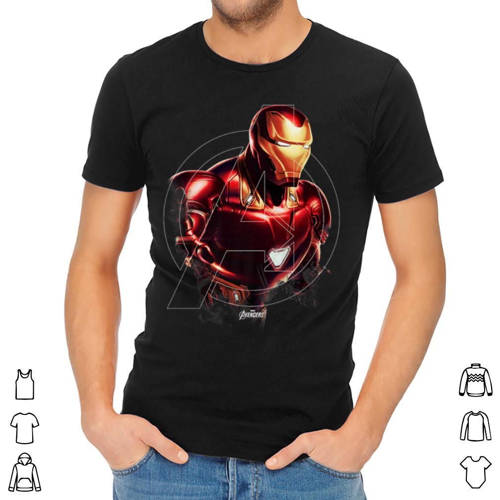 Premium Marvel Avengers Endgame Iron Man Portrait Graphic Shirt 2 1.jpg