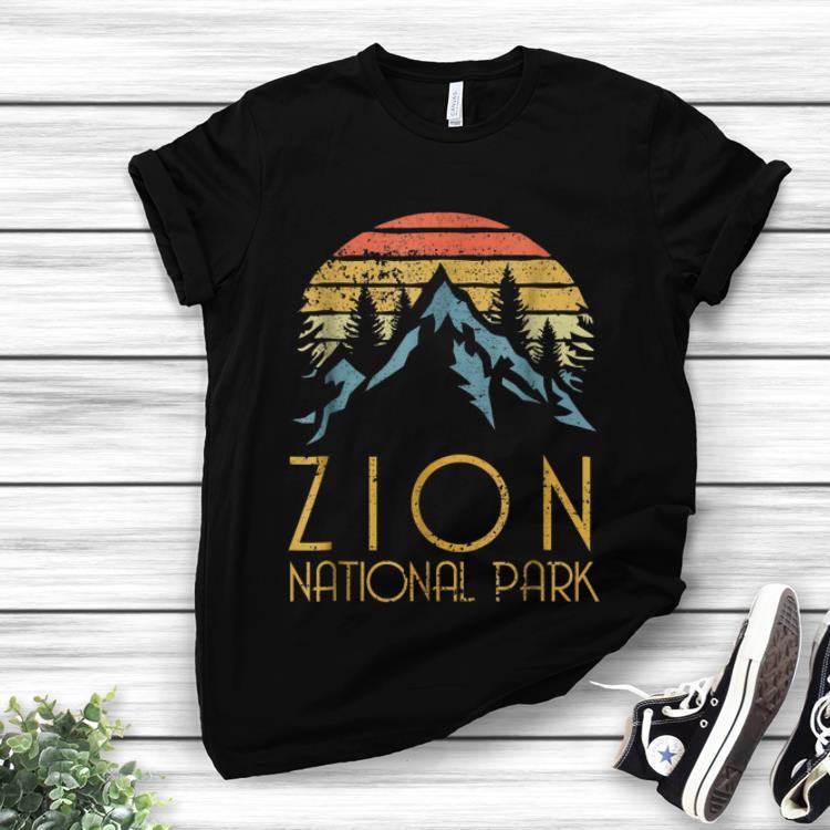 Premium Trending Vintage Retro Zion National Park Utah Shirt 1 1.jpg