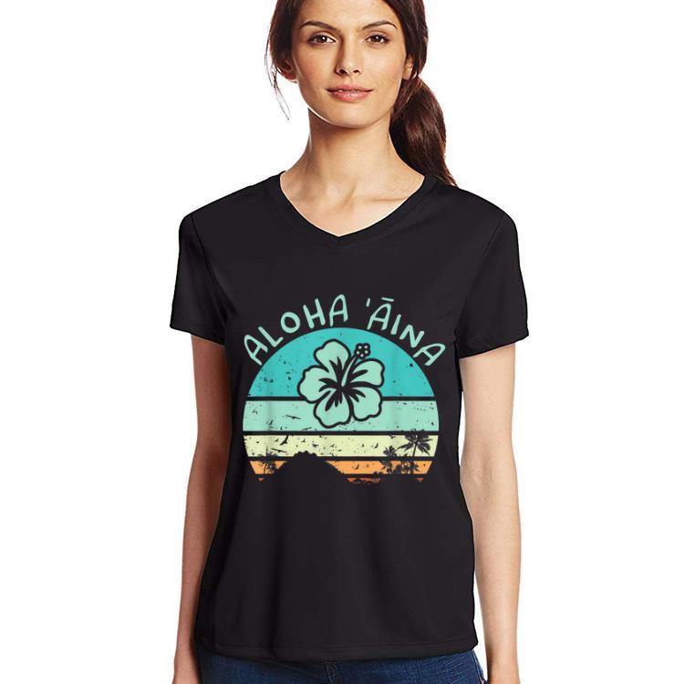 Pretty Aloha Aina Love Of The Land For Hawaii Hippies Shirt 3 1.jpg