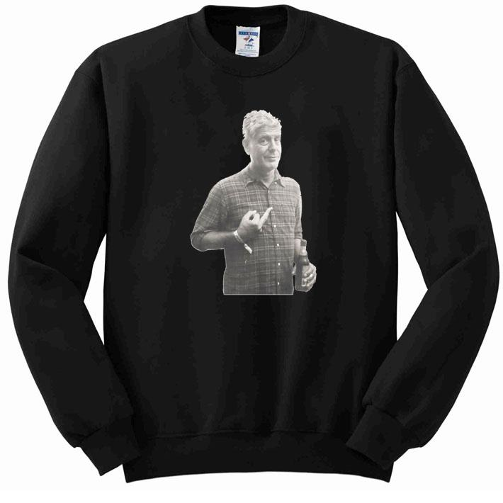 Pretty Anthony Bourdain shirt