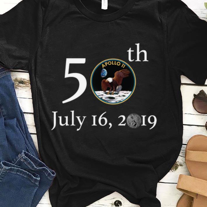 Pretty Apollo 11 - Landing on the Moon - 50th Anniversary shirt