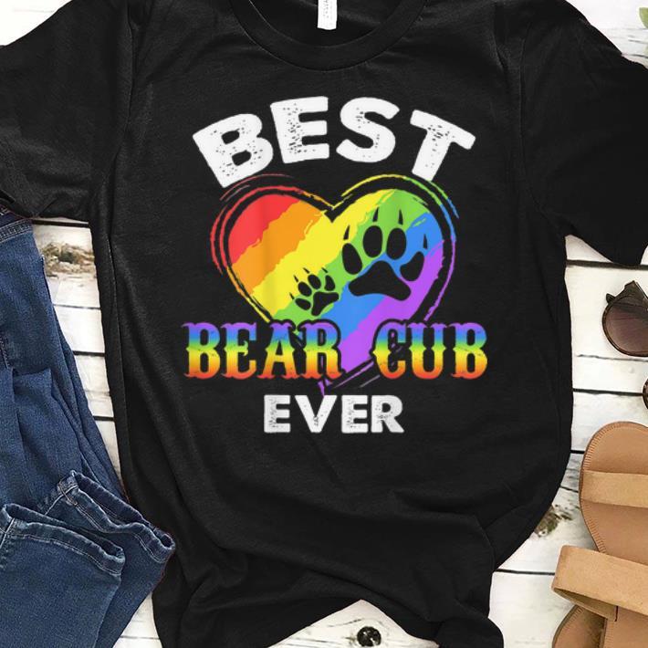 Pretty Lgbt Gay Pride Best Bear Cub Ever Shirt 1 1.jpg
