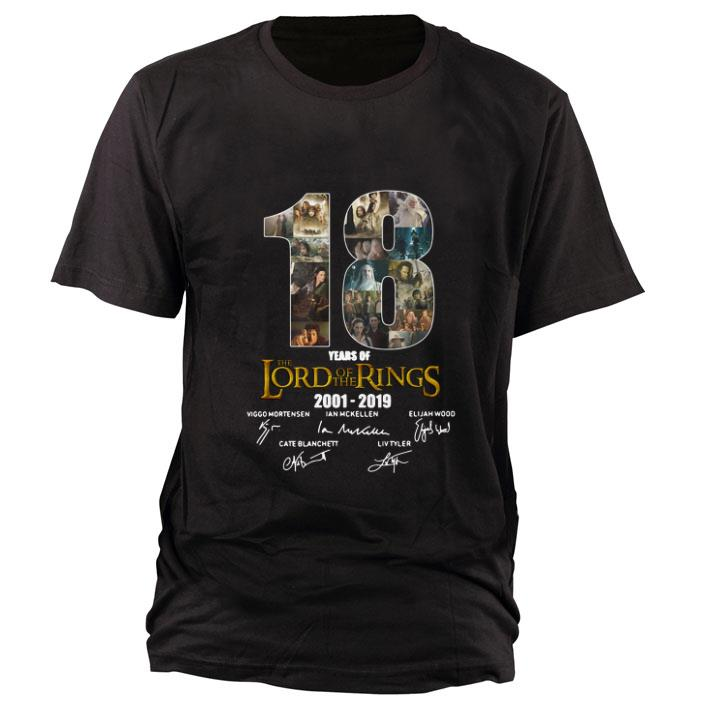 Top 18 Years Of The Lord Of The Rings 2001 2019 Signatures Shirt 1 1.jpg