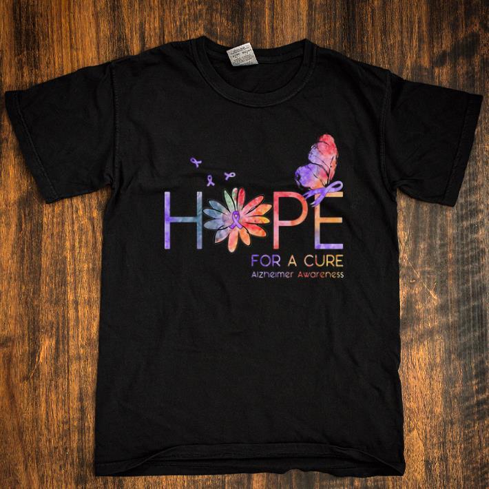 Top Butterfly Hope For A Cure Alzheimer Awareness Flower Shirt 1 1.jpg