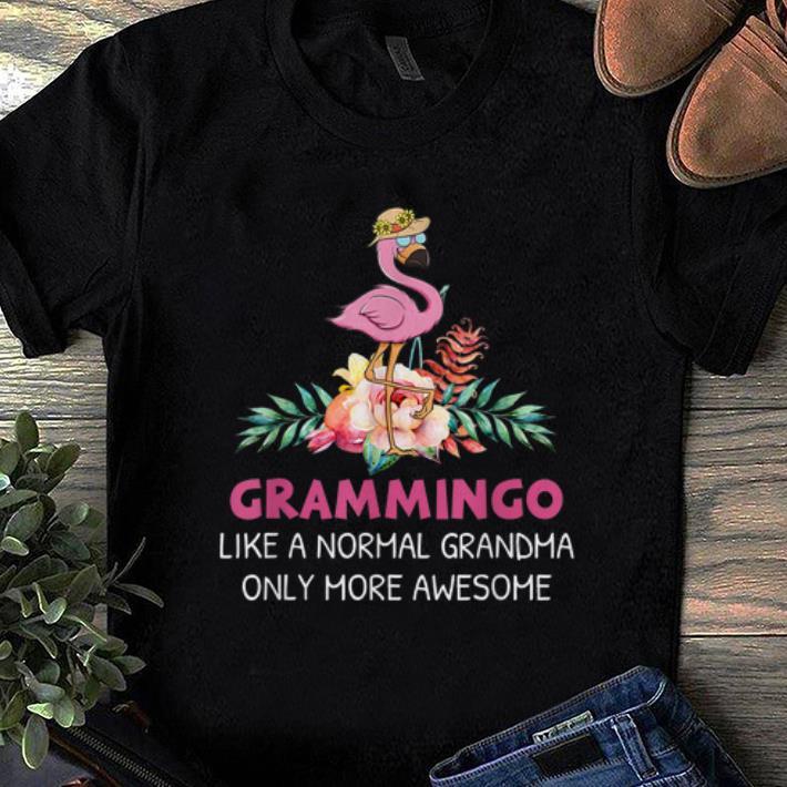 Top Grammingo Like Grandma Only Awsome Flamingo Lovers Shirt 1 1.jpg