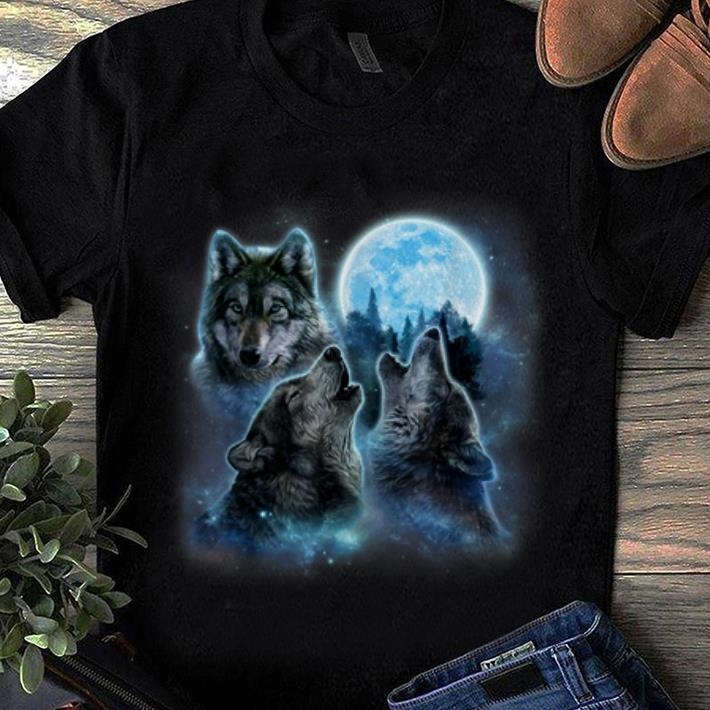 Top Three Wolves Howling And Moon Wolf Shirt 1 1.jpg