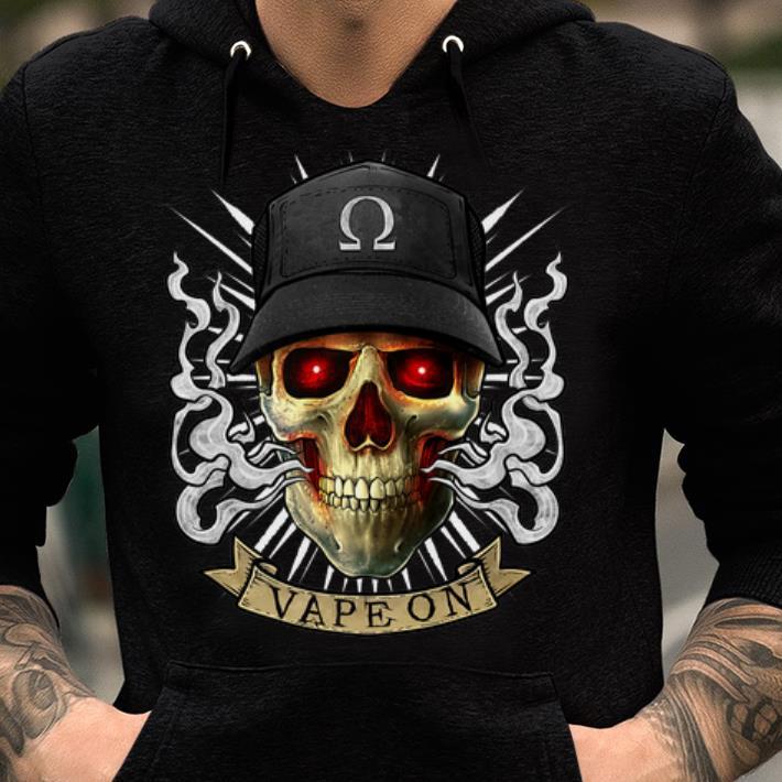 Top Vaping Skull E Cigarette Cloud Chaser Vape Shirt 2 1.jpg