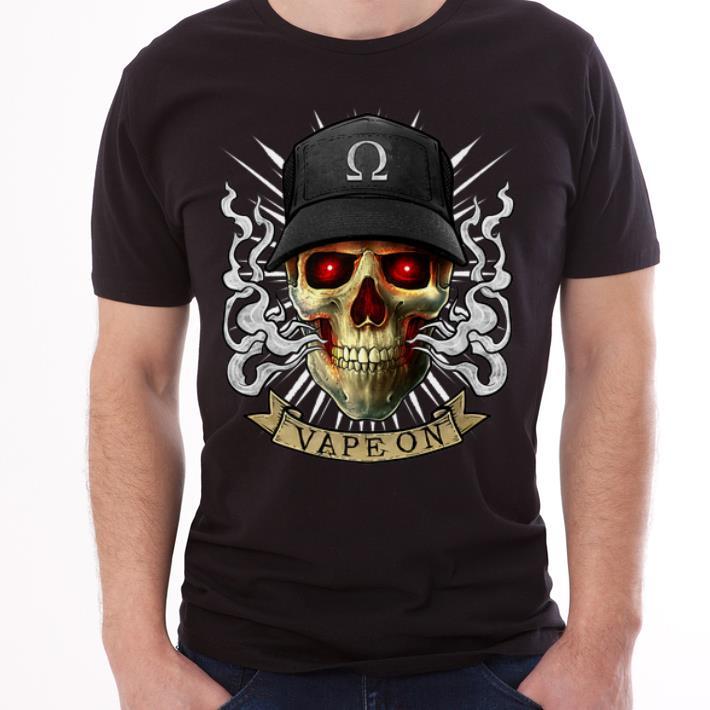 Top Vaping Skull E Cigarette Cloud Chaser Vape Shirt 3 1.jpg