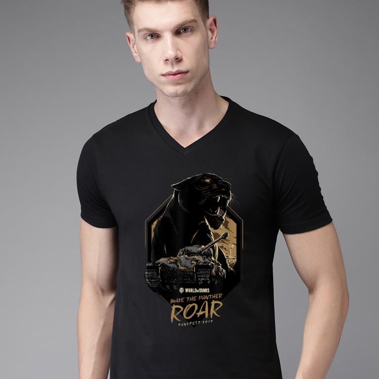 Top World Of Tanks Make The Panther Roar Tankfest Black Panther Shirt 2 1.jpg