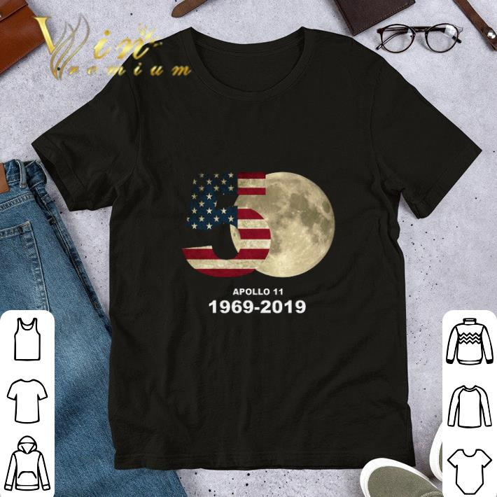 50 Years Apollo 11 1969 2019 Shirt 1 1.jpg