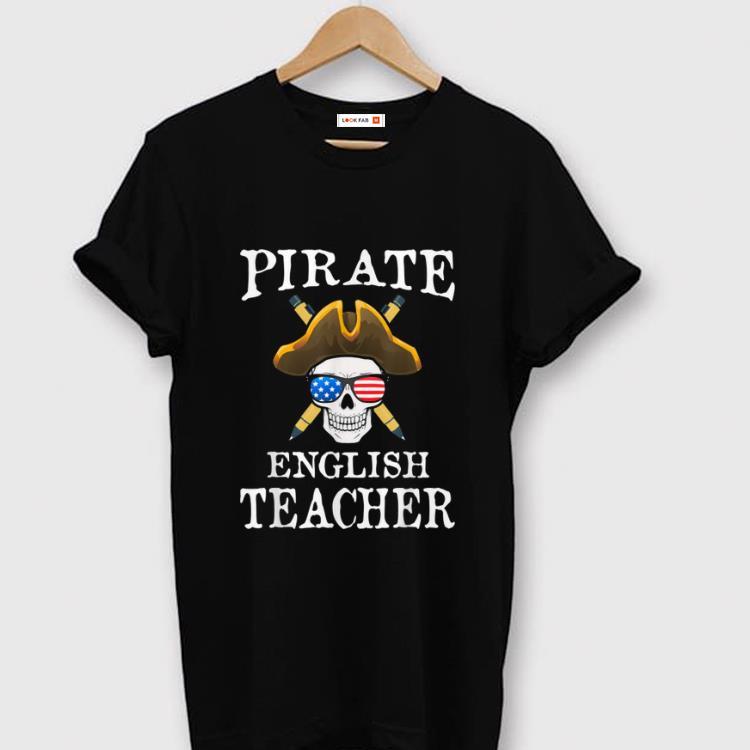 Beautiful English Teacher Halloween Party Costume Gift Shirt 1 1.jpg