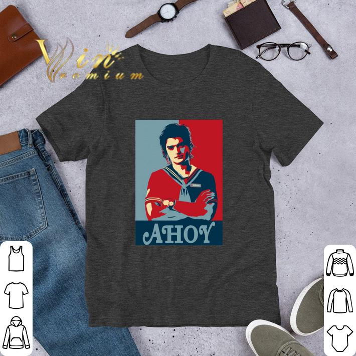 Funny Ahoy Steve Harrington Vintage Shirt 1 1.jpg