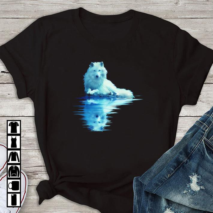 Funny Arctic Wolf Reflection Shirt 1 1.jpg