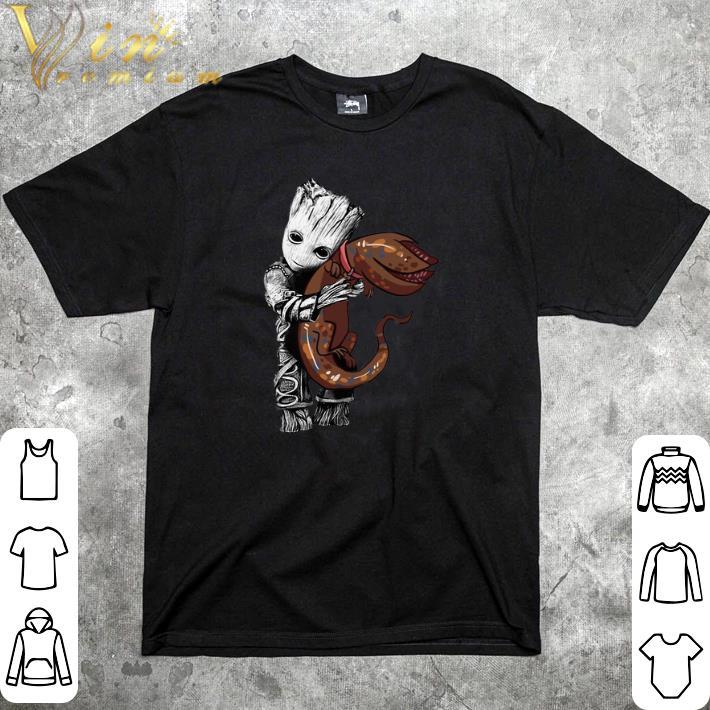 Funny Baby Groot Hug Baby Dart Stranger Things Shirt 1 1.jpg