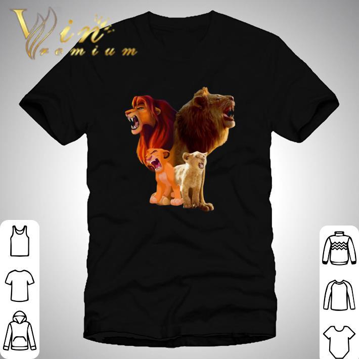 Funny Baby Simba And Adult Simba The Lion King 2019 Shirt 1 1.jpg