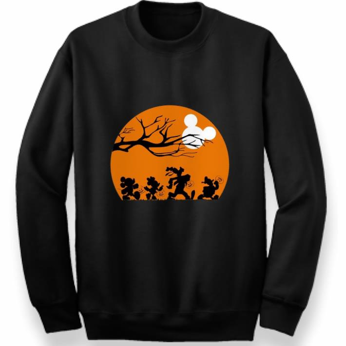Funny Trick Or Treat Mickey Mouse Disney Characters shirt