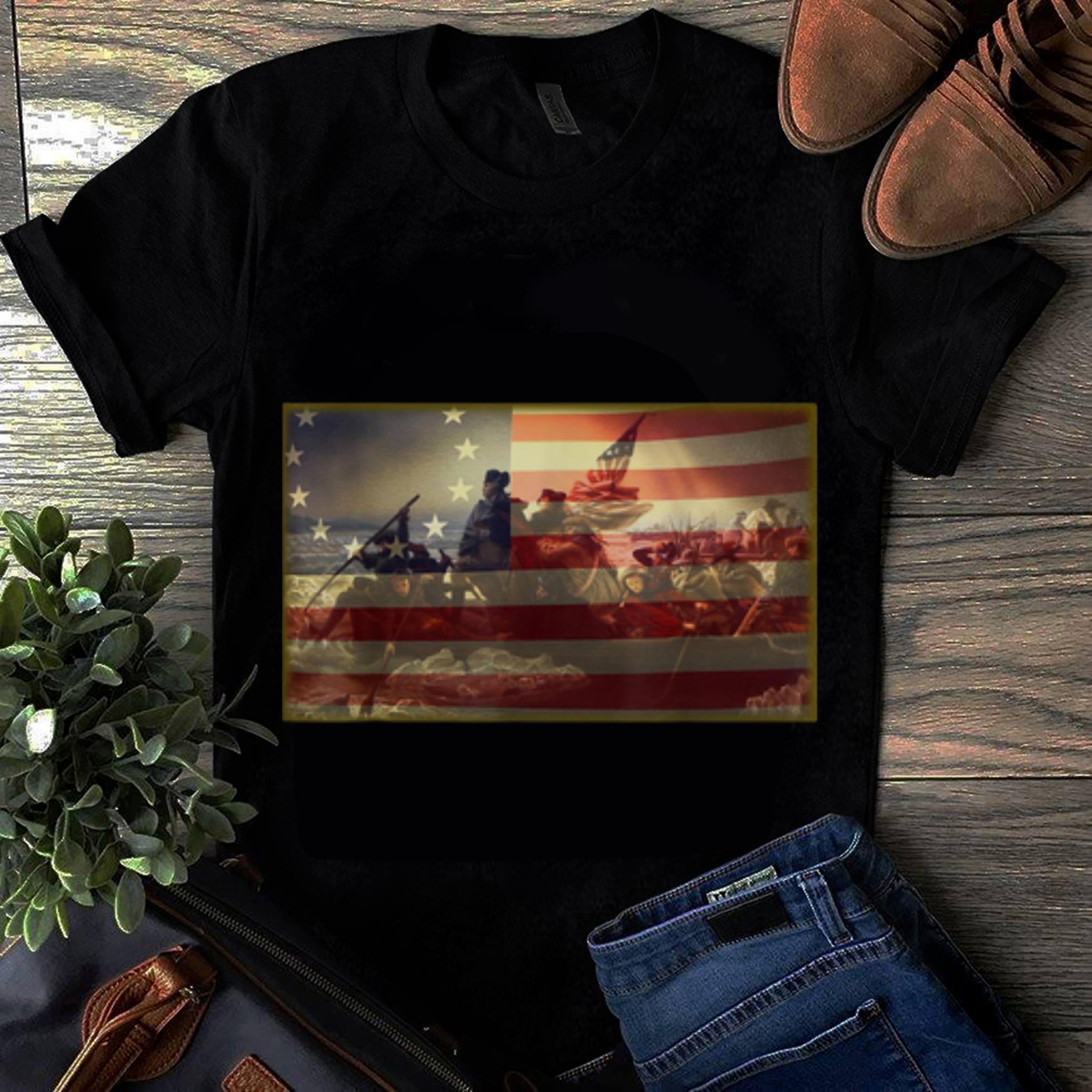 Hot Betsy Ross Battle Flag 13 Colonies Shirt 1 1.jpg