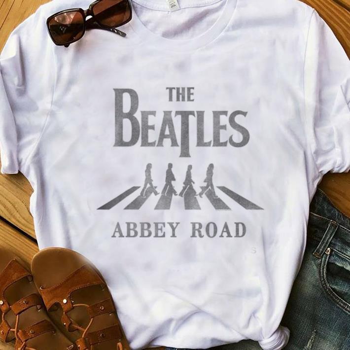 Hot The Beatles Abbey Road shirt