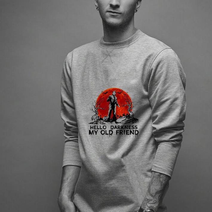 Hot Michael Myers Hello Darkness My Old Friend Shirt 2 1.jpg