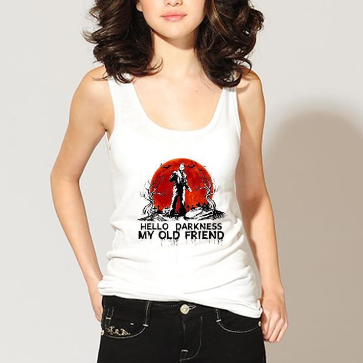 Hot Michael Myers Hello Darkness My Old Friend Shirt 3 1.jpg