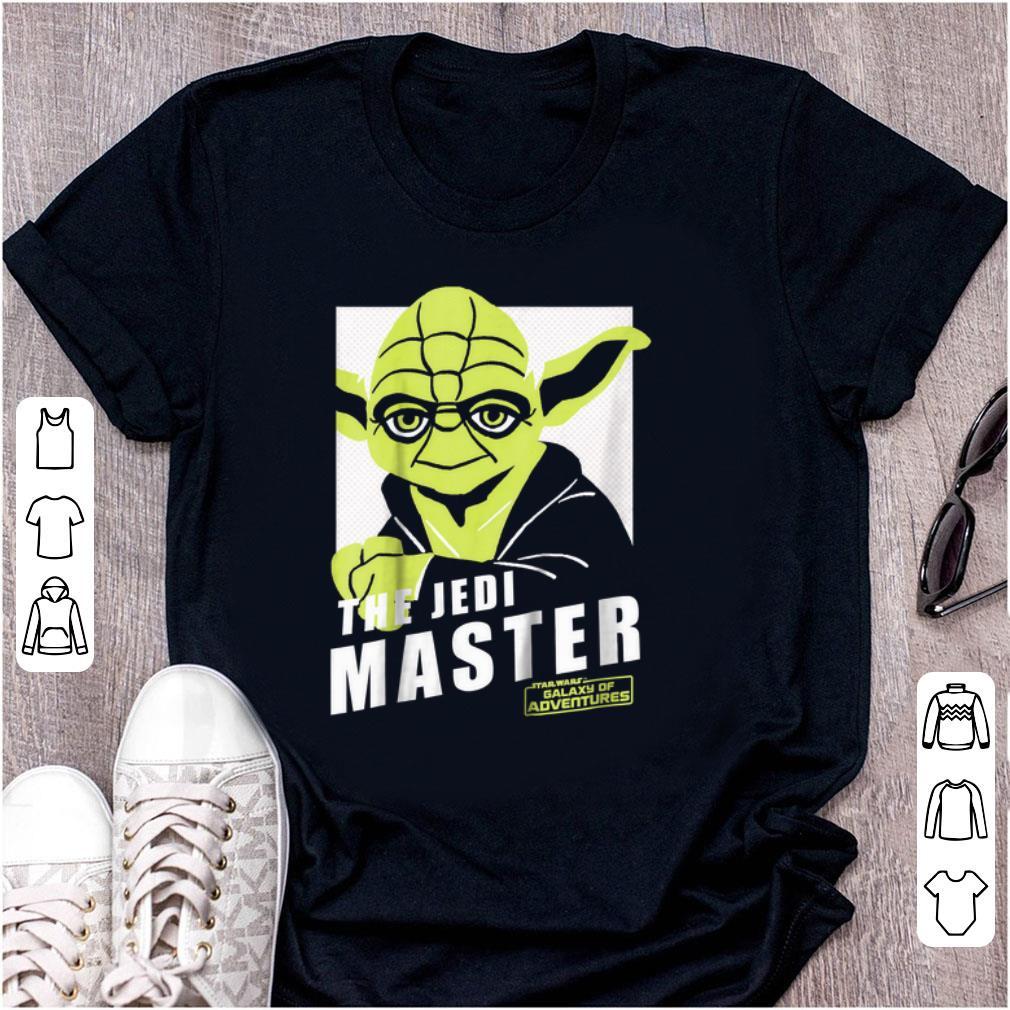 Nice The Jedi Master Star War Galaxy Adventures Shirt 1 1.jpg