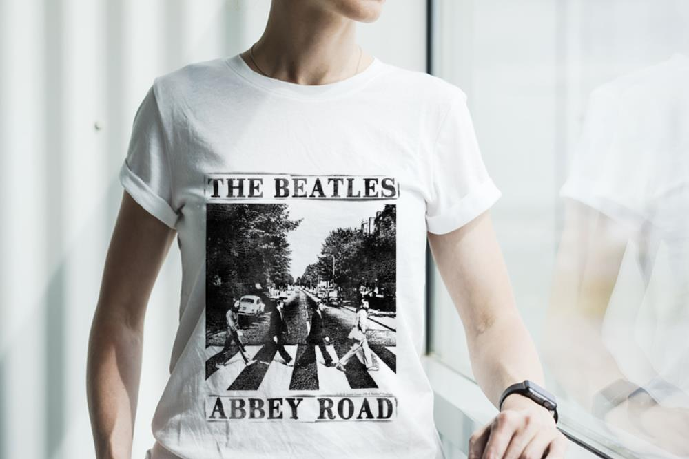 Offcical The Beatles Abbey Road Lengend Music Band Shirt 3 1.jpg