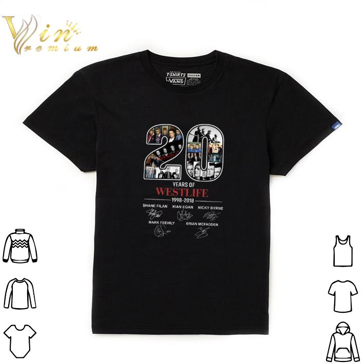 Official 20 Years Of Westlife 1998 2018 Signatures Shirt 1 1.jpg