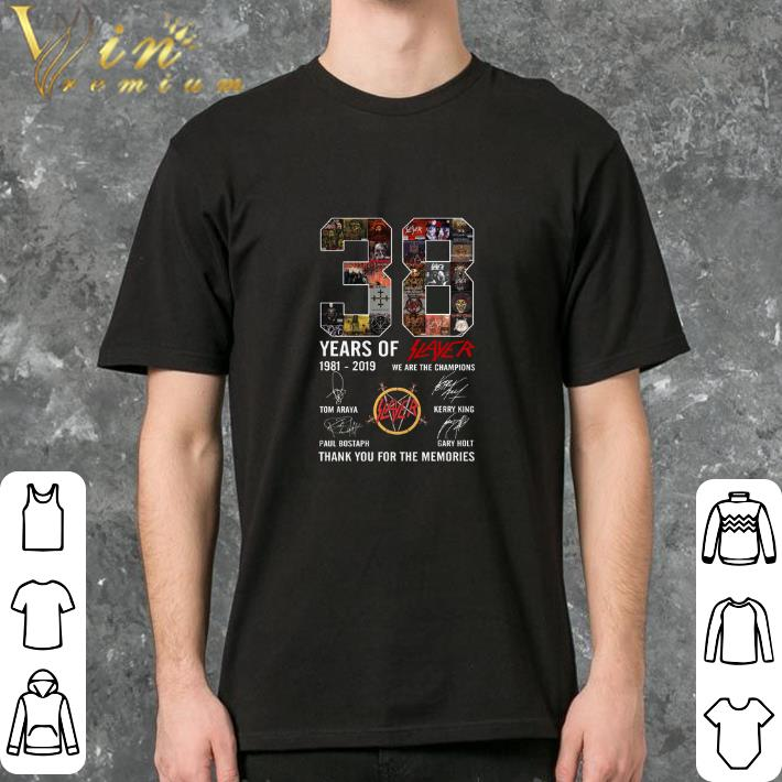 Official 38 Years Of Slayer 1981 2019 We Are The Champions Signatures Shirt 2 1.jpg