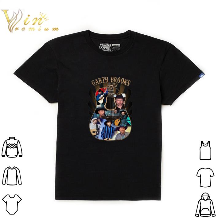 Official Guitar Garth Brooks Signature Shirt 1 1.jpg