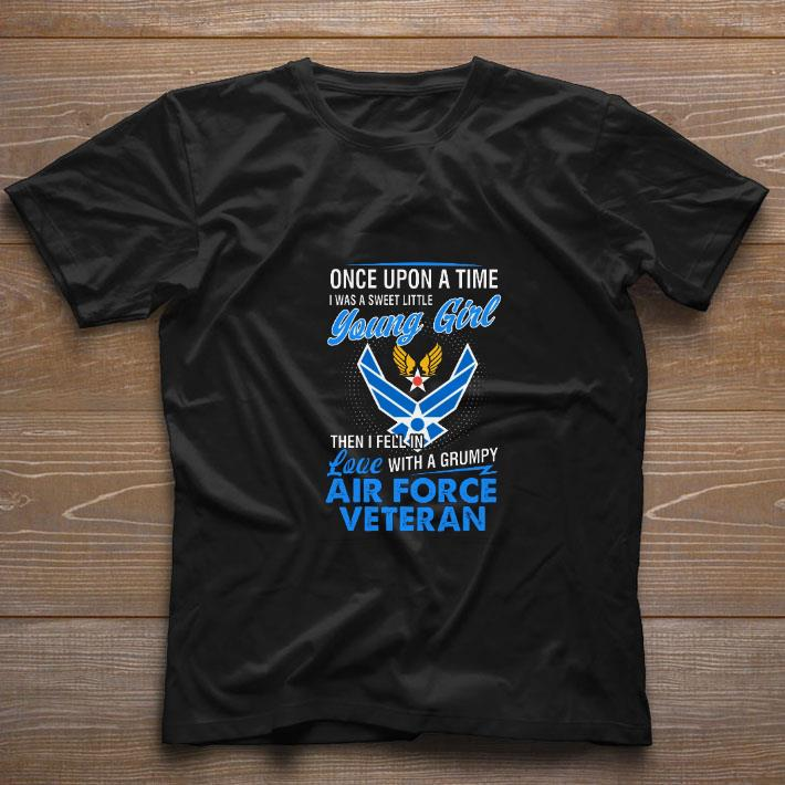 Official Us Army Air Corps Once Upon A Time I Was A Sweet Little Young Shirt 1 1.jpg