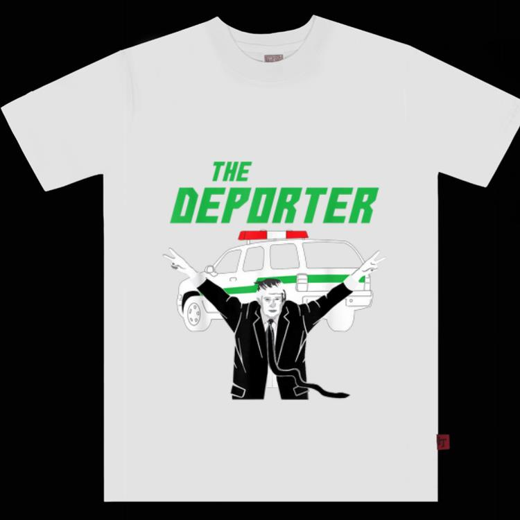 Original Donald Trump The Deporter Immigrant shirt
