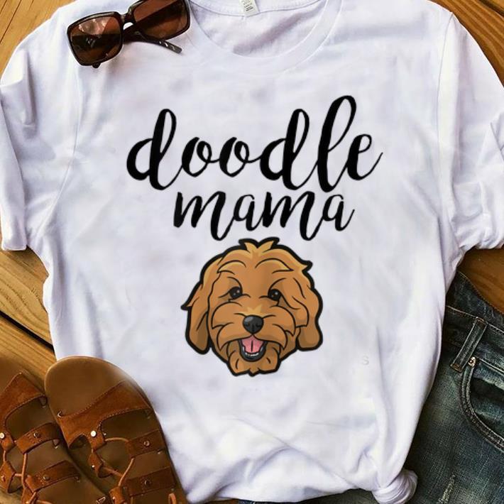 Original Doodle Mama Cute Dog Face Goldendoodle Shirt 1 1.jpg