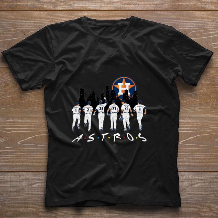 best service 4d7c6 5d081 Original Friends Houston Astros shirt
