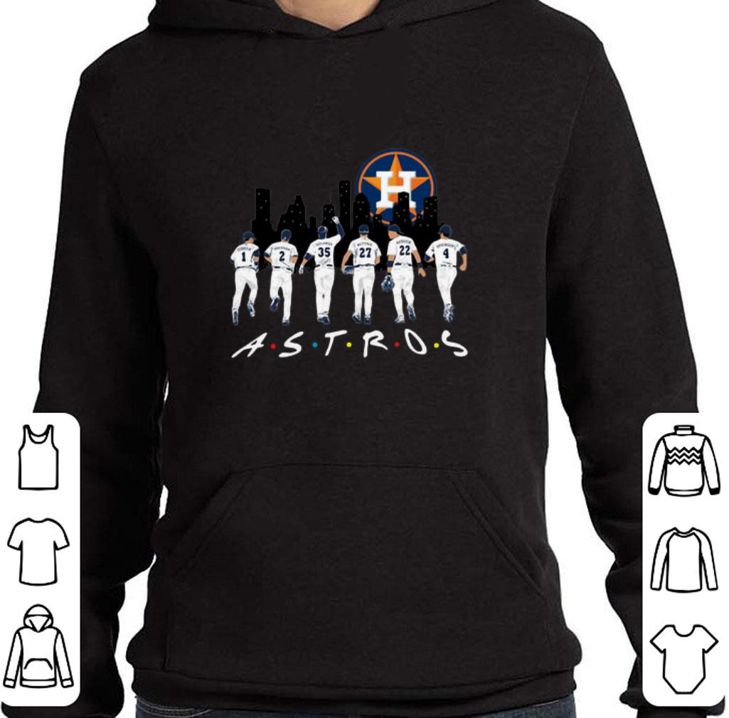 best service f78c6 4e599 Original Friends Houston Astros shirt