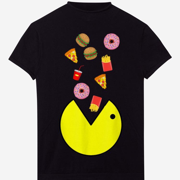 Premium Fastfood Packman shirt