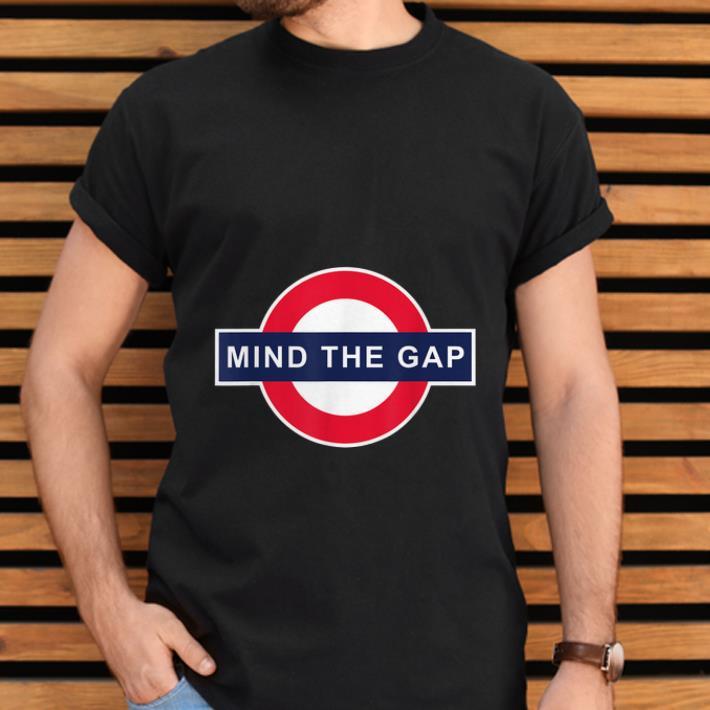 Premium Mind The Gap Logo Shirt 2 1.jpg