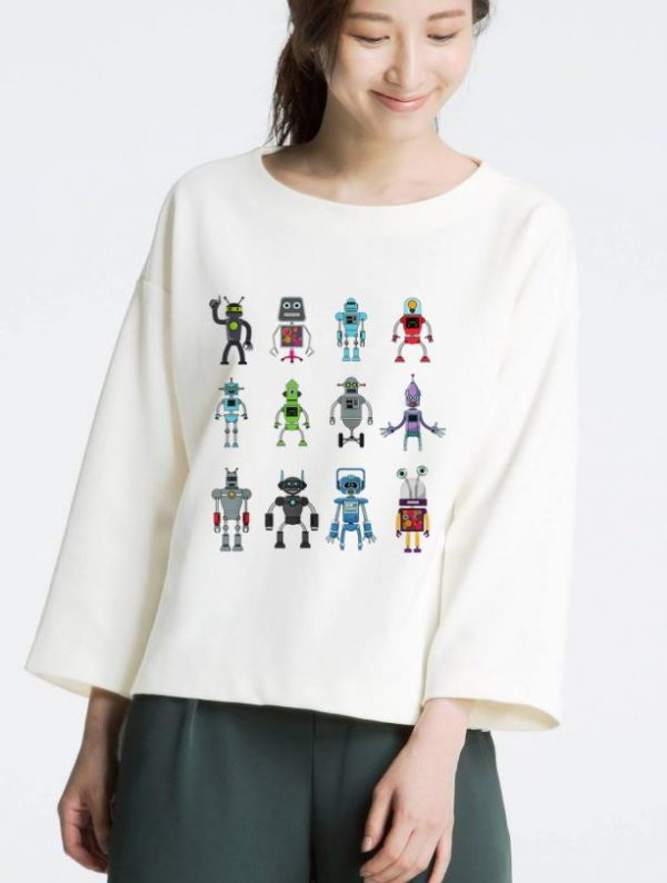 Premium Robot Emoji Ai Geek Science Robotics Vintage Shirt 3 1.jpg