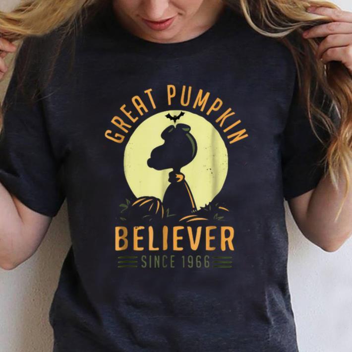 Pretty Peanuts Great Pumpkin Believer Since 1966 Shirt 1 1.jpg
