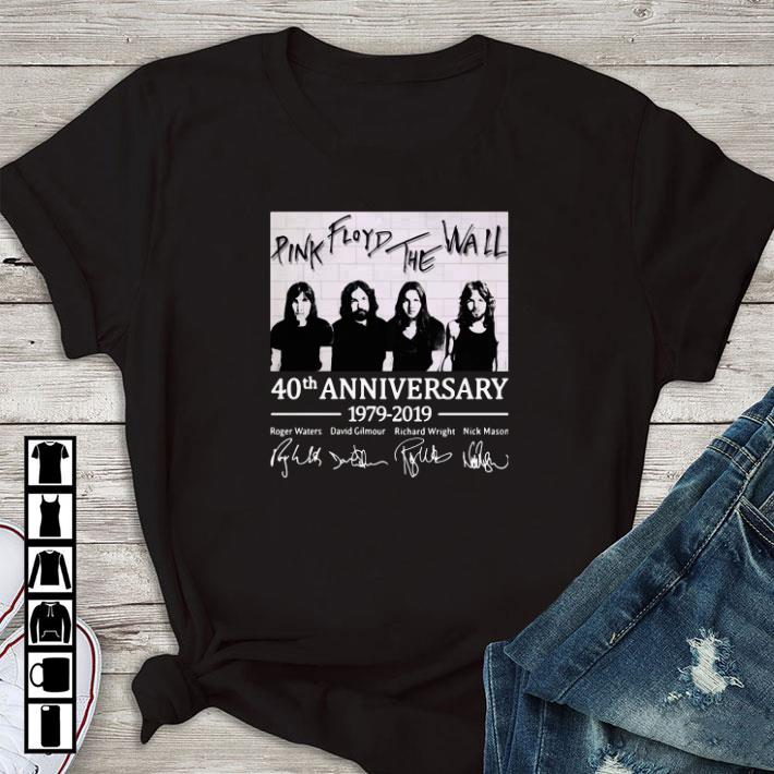 Pretty Pink Floyd The Wall 40th Anniversary 1979 2019 Signatures Shirt 1 1.jpg