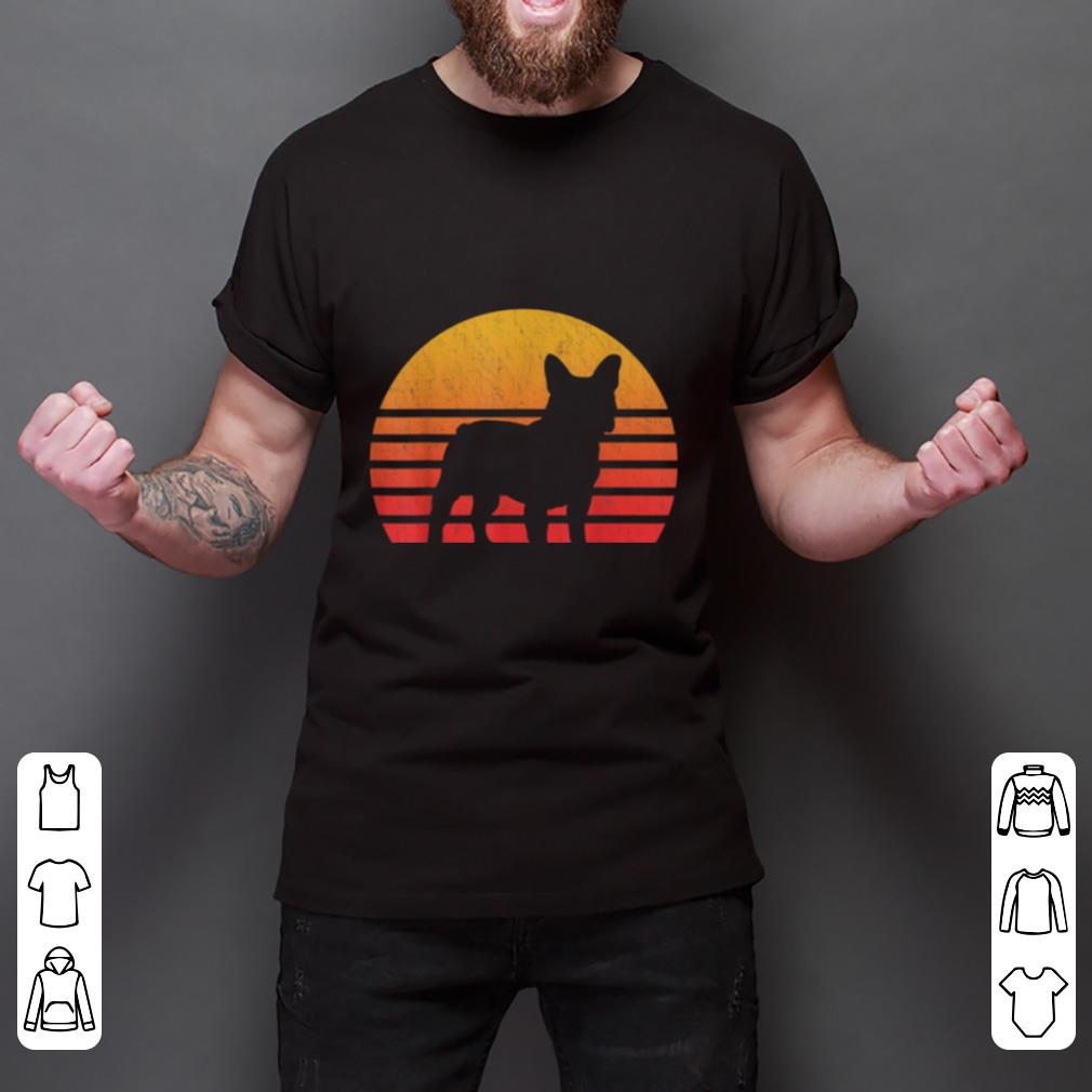 Pretty Vintage Retro Sunset French Bulldog Silhouette Shirt 2 1.jpg