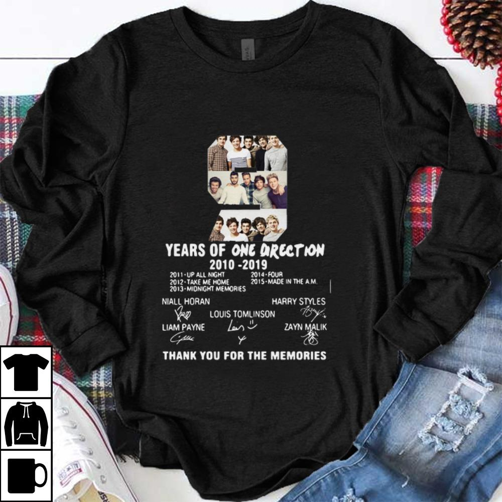 Top 9 Years Of One Direction Thank You For The Memories Signature Shirt 1 1.jpg
