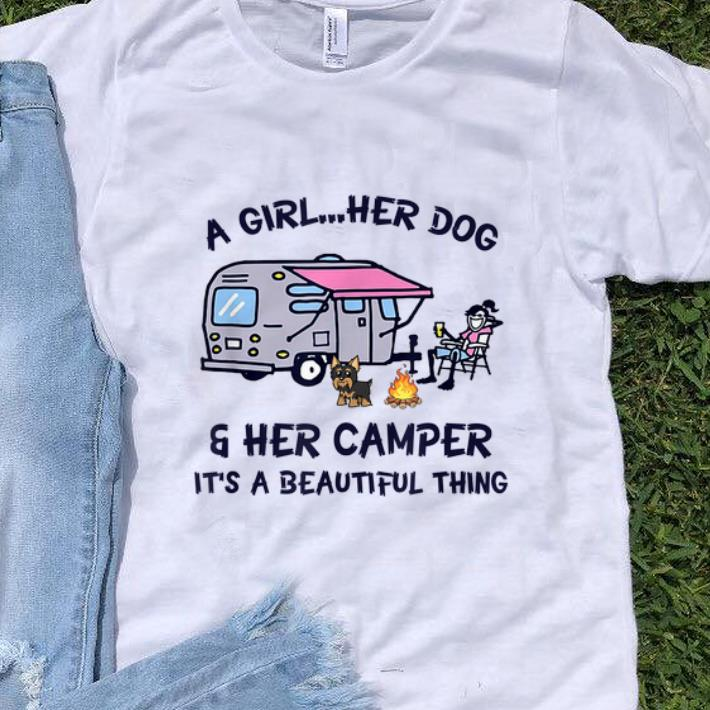 Top A Girl Her Dog And Her Camper It S A Beautiful Thing Shirt 1 1.jpg
