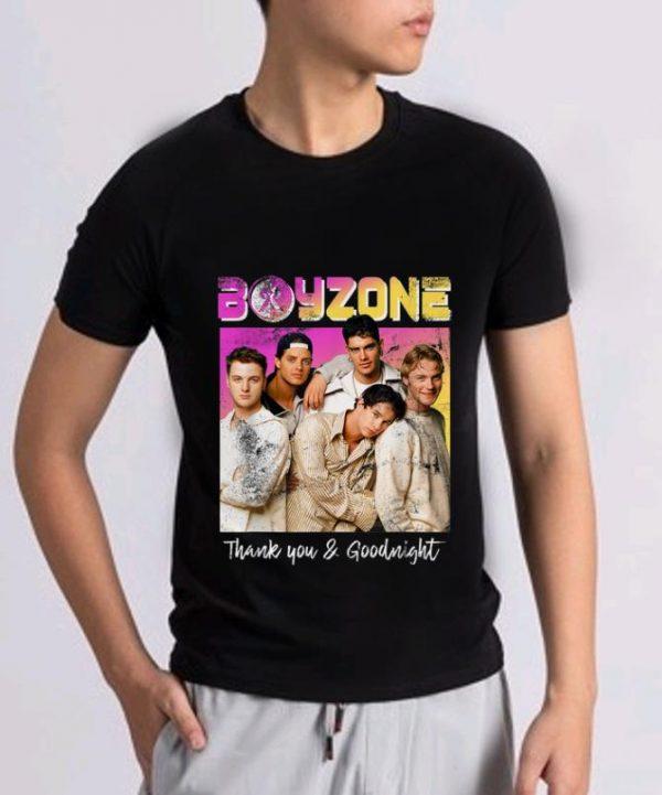 Top Boyzone Thank You Goodnight 2019 Tour Merchandise Shirt 2 1.jpg