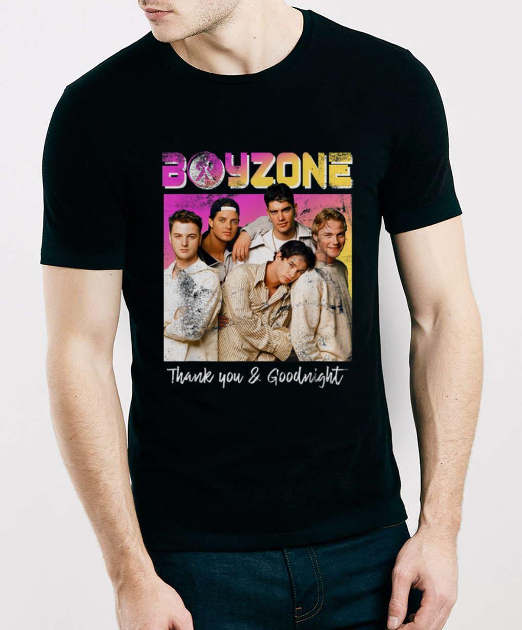 Top Boyzone Thank You Goodnight 2019 Tour Merchandise Shirt 3 1.jpg