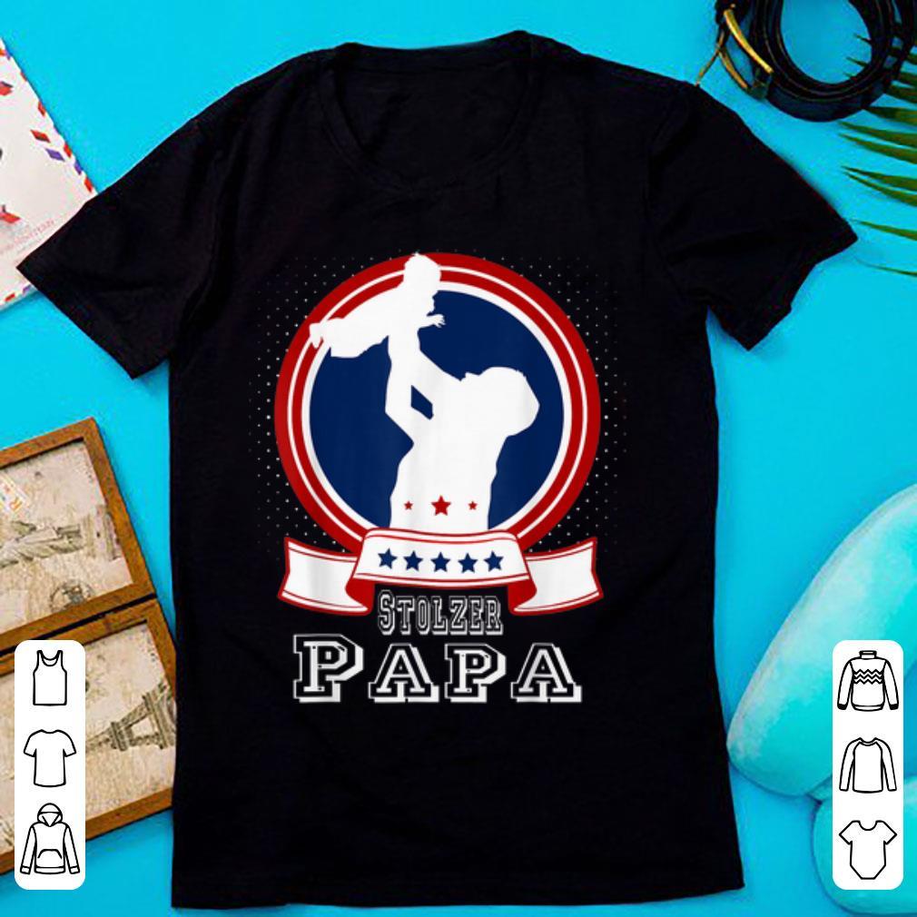 Top Herren Stolzer Papa Für Stolze Papas Als Geschenk Shirt 2 1.jpg