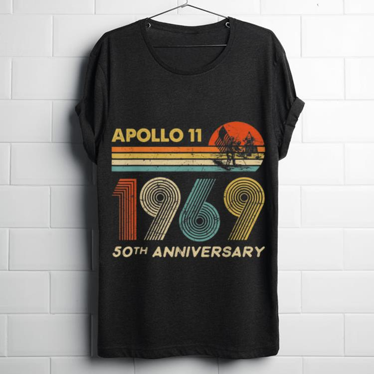 Top Vintage Apollo 11 50th Anniversary 1969 Shirt 1 1.jpg