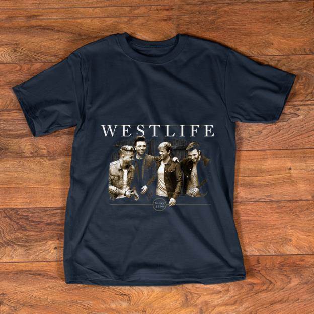 Top Westlife Official Since 1999 Shirt 1 1.jpg